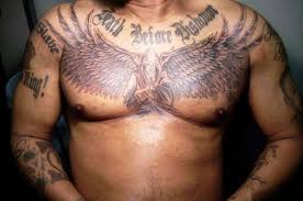 wings chest ideas for tattoos book 65 000 tattoos