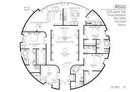 floor plan dl 6801 monolithic dome institute floor plan dl 6801