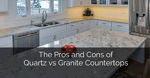 what is the best countertop to put in a kitchen pros and cons of quartz vs granite countertops the complete