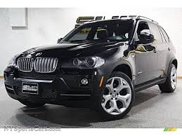 bmw x5 black for sale 2009 bmw x5 xdrive48i in jet black 171528 nysportscars com