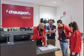 chausport siege social offre emploi gestionnaire produit tourcoing 59200 recrutement