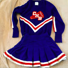 womens vintage cheerleading size 40 9 ebay go fight