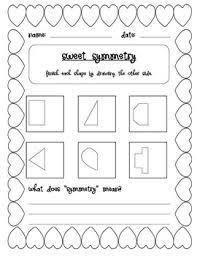 73 best symmetry images on pinterest symmetry worksheets kid