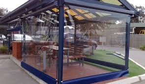 Bistro Blind Cafe Blinds Melbourne Euroblinds