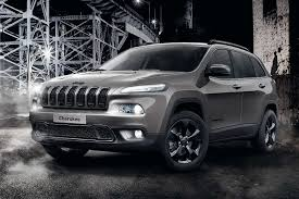Jeep Launches The Cherokee Night Eagle Edition Autoesque