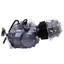 125cc 124cm3 dirt bike engine motor carb kit for honda xr50 crf50