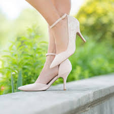 Wedding Shoes Size 9 Wedding Shoes Royal Blue Wedding Heels From Walkinonair On