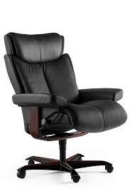 fauteuil de bureau grand confort stressless magic office stressless