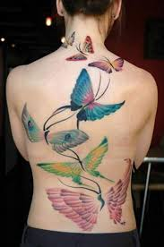 types of butterfly tattoos picture ideas meaning