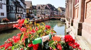 colmar little venice of alsace france go walkeez