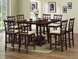 high table and chair set pub table chairs amazing bar furniture california house tables oak