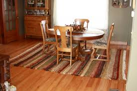 Round Rug Dining Room by Area Rugs For Dining Room Provisionsdining Com