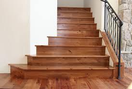madrone stair treads and risers esl hardwood floors portfolio
