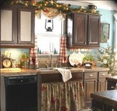 country kitchen curtains ideas classic country kitchen curtain ideas
