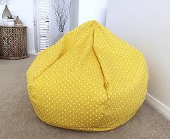 bean bag cover indoor outdoor bean bag polka dots kids