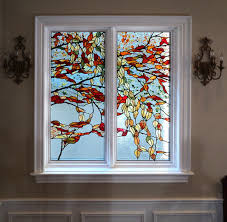 windows stained glass hold a lot of potential for interior design