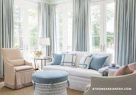 Light Blue And Curtains Pale Blue Curtains Bedroom Blue Curtains Transitional Bedroom At