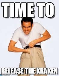 Release The Kraken Meme Generator - time to hora de meme on memegen