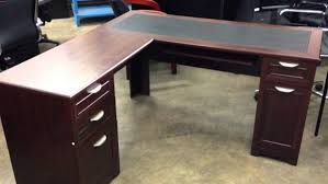 Realspace Magellan Desk Desks Realspace Magellan Collection L Shaped Desk Assembly