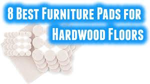 best furniture pads for hardwood floors buy in 2017