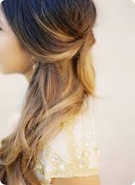 Offene Hochsteckfrisurenen Selber Machen by Beliebte Frisuren Für Die Schule Mit Ombre Hair Vpfashion
