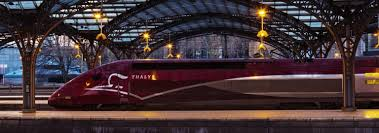Italy At High Speed By by Thalys High Speed Train Interrail Eu