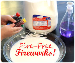 fire free fireworks an indoor kids activity the pinning mama