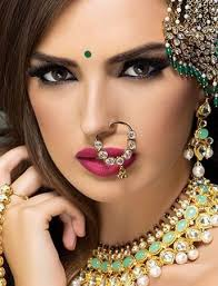 big nose rings images 25 simple and traditional nose rings for indian women styles at life jpg