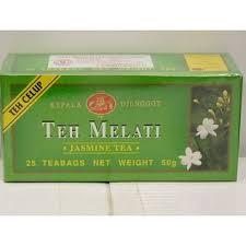 Teh Melati kepala djenggot teh melati 50gr toko asia