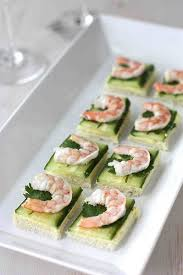 what does canape shrimp cucumber curry cheese canapes recipe i think this