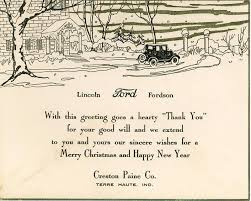 model t ford forum seasons greetings 1926