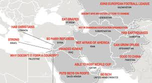 middle east map kazakhstan mapped how china s sees the middle east foreign policy