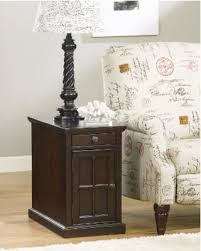 end table with usb port bargains on signature designs by ashley chairside usb port end table