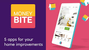 money bite l 5 handy apps for your home improvements youtube