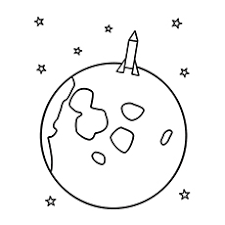 20 solar system coloring pages