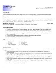 Examples Or Resumes by Examples Or Resumes Resume Examples For Professionals