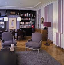 Deco Salon Gris Et Taupe by Indogate Com Deco Salon Bleu Marine