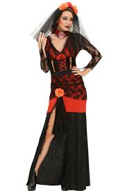 cutest sexiest halloween costumes day of the dead diva halloween costume dress stage dance wear cute