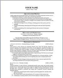 Waiter Resume Sample by Sample Waitress U003ca Href U003d