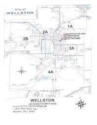 Ohio City Map Know Your City Ward Cityofwellston Org