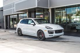 porsche cayenne 2016 white 2016 porsche cayenne gts for sale in colorado springs co 16059