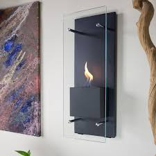 Wall Mounted Fireplaces by Napoleon 38 In Vertical Wall Mount Electric Fireplace Hayneedle