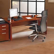 tapis de sol bureau tapis antidérapant en polycarbonate pour sol dur 120 x 150 cm