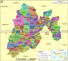 Nuevo Leon Mexico Map by Plano Estado De Mexico Buscar Con Google Planos Pinterest