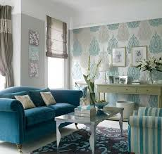 wallpaper for home interiors 22 ideas to use turquoise blue color for modern interior design
