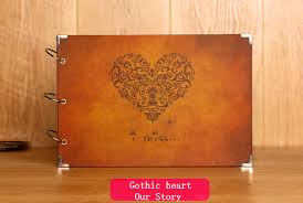 wedding photo albums for sale free shipping hot sale 10 inch butterfly diy handmade vintage