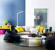 Wandgestaltung Wohnzimmer Gelb Wandgestaltung Wohnzimmer Grau Turkis Haus Design Ideen