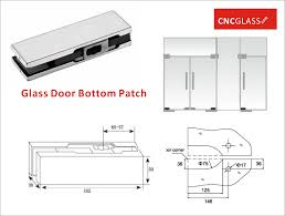 glass door patch fittings patch door u0026 glass door overpanel corner l patch fitting u0026