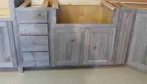Barnwood Kitchen Cabinets Kitchen Cabinet Trim Weathered Barn Wood Kitchen Cabinets Barn
