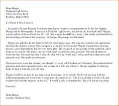 10 letter of recommendation template word budget template letter